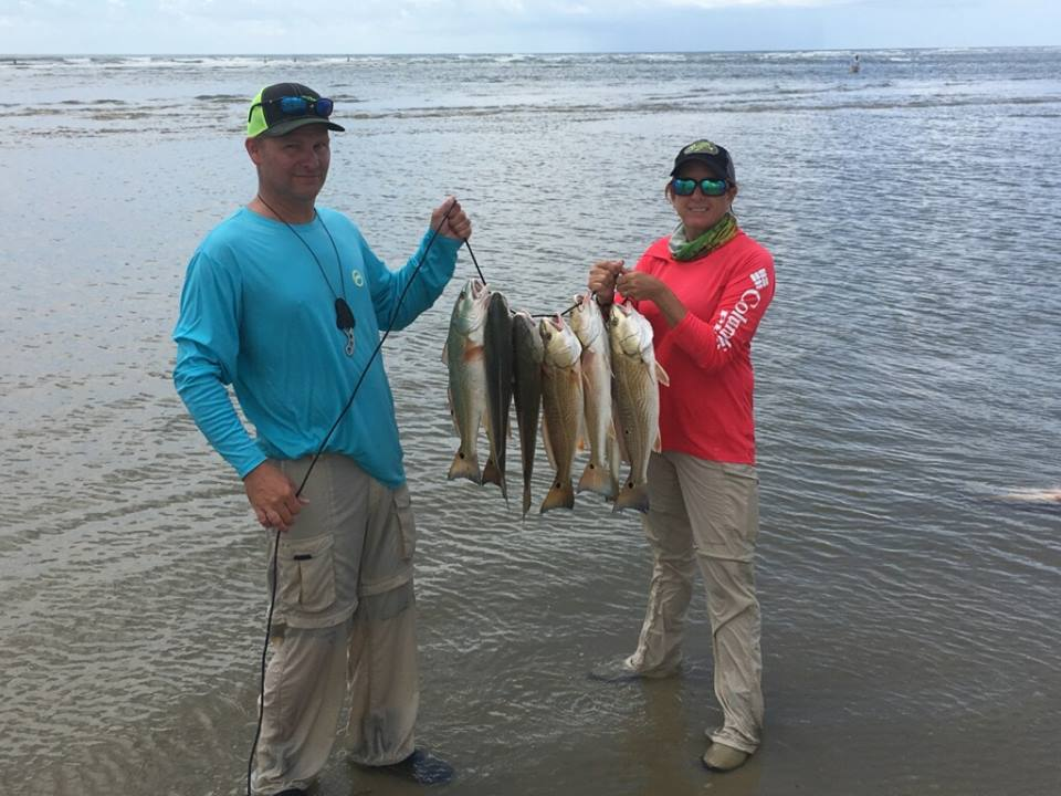 Texas middle gulf coast region fishing reports for Aransas pass fishing report
